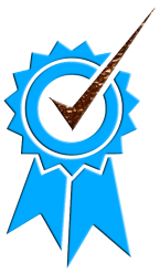 Badge bronze