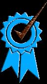 Badge bronze